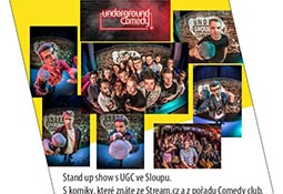 Stand-up Show s UGC
