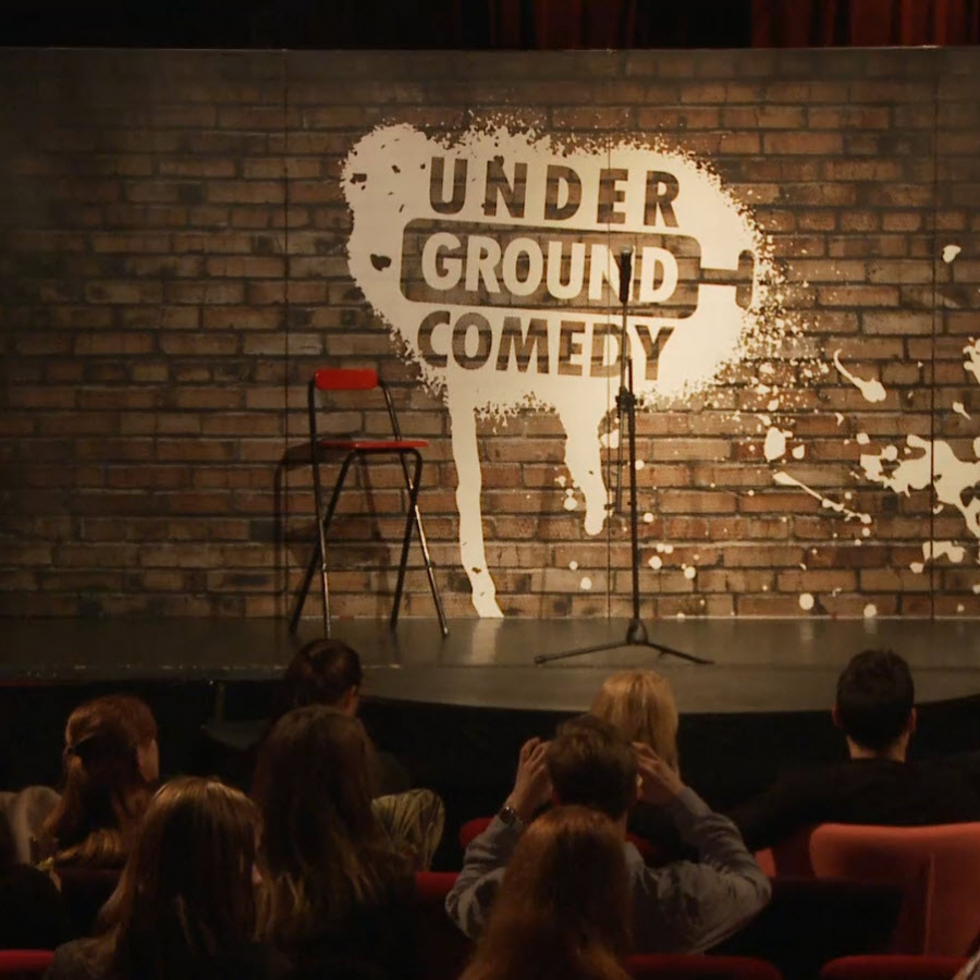 Under Ground Comedy s UGC